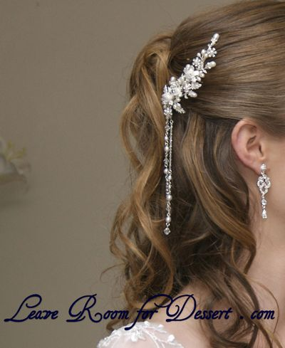 Hair and Jewelry