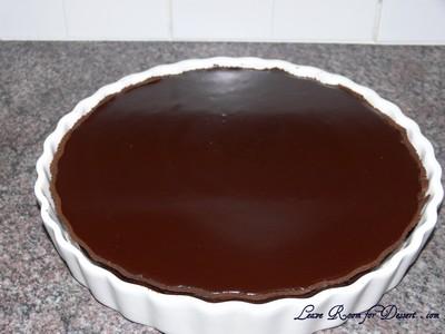 triplechocolatepralinetart19