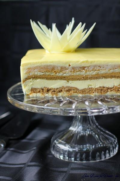 Adriano Zumbo V Cake Recipe