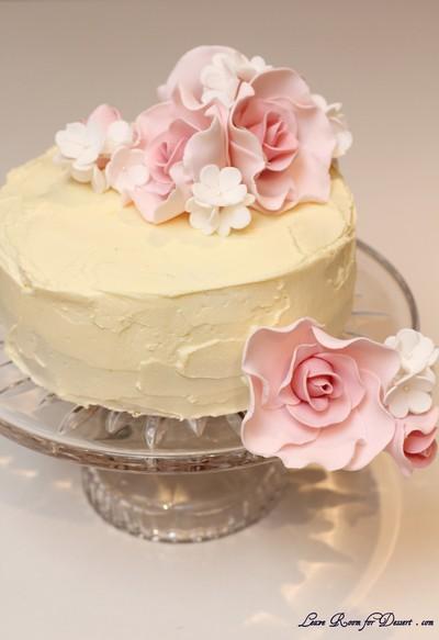 Pink sugar roses leave room for dessert pink sugar roses mightylinksfo