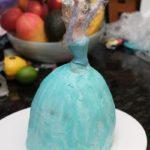 Elsa Cake smoothed