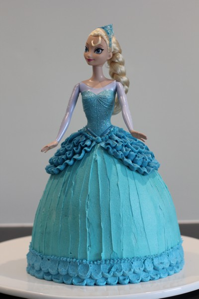 Elsa Cake Leave Room for Dessert