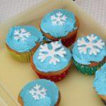 Elsa Cake cupcakes